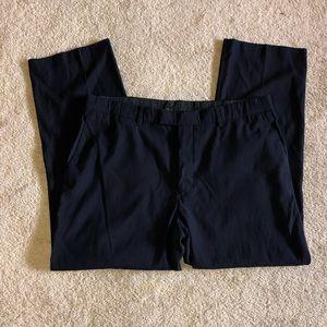 NAVY 38x30 Perry Ellis Portfolio Dress Pants EUC